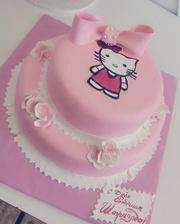 эксклюзивные торты: детские. свадебные. юбилейные и др.