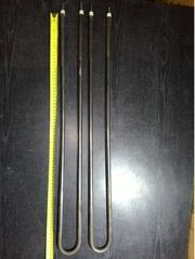 Тэны для камеры полимеризации,  сушка окрашенных деталей Нукус